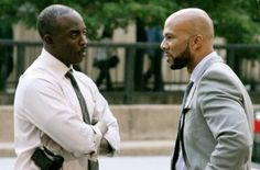 Still of Michael Kenneth Williams and Common in LUV (2012)