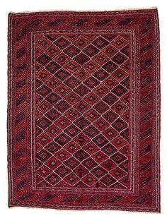 kilim - Kilim Mushwani 190x148 cm.