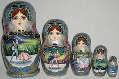 vintage nesting dolls - Google Search