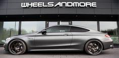 10,0+12,0x20 Zoll 6Sporz² Schmiedefelgen mit 255/30/20 und 305/25/20 für C63 AMG Coupe Mercedes C63 Amg, C 63 Amg, Bmw