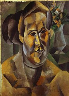 Pablo Picasso - Portrait of Fernarde