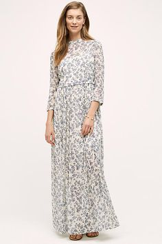52f4f3e59d61 Apple Valley Maxi Dress - anthropologie.com Modest Maxi Dress