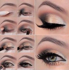 5-Minute Vacation Eye Makeup Tutorials To Attempt This Season - http://www.laddiez.com/health-beauty-tips/5-minute-vacation-eye-makeup-tutorials-to-attempt-this-season.html - #5Minute, #Attempt, #Makeup, #Season, #This, #Tutorials, #Vacation