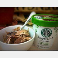 I LOVE COFFEE FLAVOURED ICE CREAM