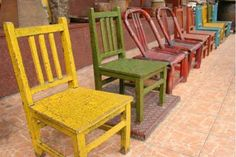 Shabby Chic Painted Furniture:  How to Paint and Distress