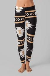 Ranchita Tribal Printed Leggings