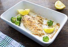 Oven Baked Chicken Breast | dieT Taste