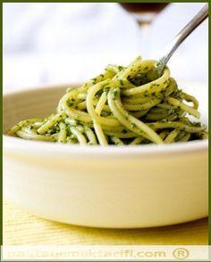 Pesto Sos Fesleğen Sos tarifi