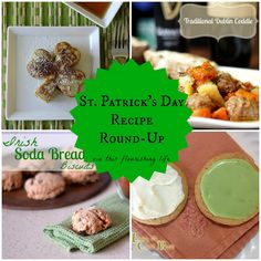 This Flourishing Life: St. Patrick's Day Recipe Round-Up