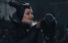 Maleficent & Diaval