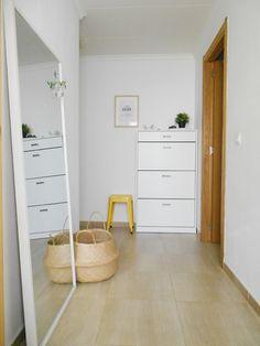 Cambios en mi recibidor | La Garbatella: blog de decoración de estilo nórdico, DIY, diseño y cosas bonitas.