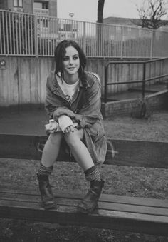 If I was anyone in Skins, UK...it would be Effy.  Representing my most fucked up, self-destructive side.