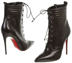 <3 these Christian Louboutin Mado Boots ... <3 and they look hot on Kylie Jenner too! <3