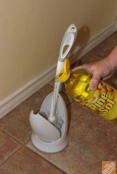 ** Bathroom Cleaning Tips & Tricks @onecrazyhouse