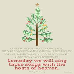Get in the spirit. #christmas #lds #quotes | LDS Quotes ...