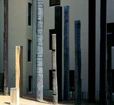 Edge of the Trees, Museum of Sydney Forecourt. Photograph Patrick Bingham Hall