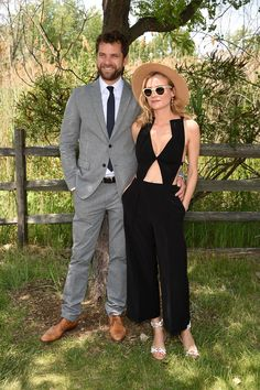 Diane Kruger and Joshua Jackson are the definition of our stylish relationship goals.