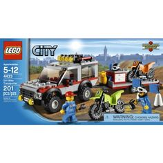 2 Lego 60057 Nouvelle instruction Books pour lego city Camper Van-livret