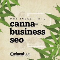 Canna-business startups are popping up all over since the cannabis industry is the fastest-growing field right now. It's important to invest in SEO for your cannabis business if you want to see long-term revenue growth from marketing. #Cannabis #MedicalMarijuana #CannabisIndustry
