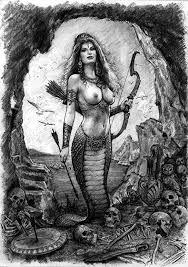 medusa bow and arrow - Google Search Medusa, Arrow, Bows, Statue, Google Search, Tattoos, Jellyfish, Arches, Tatuajes