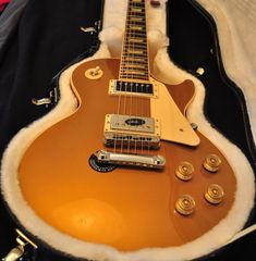 Image result for goldtop gibson les paul 2012 traditional