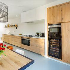 New Kitchen, Kitchen Dining, Kitchen Decor, Kitchen Cabinets, Küchen Design, House Design, Modern Kitchen Interiors, Kitchen Utilities, Kitchen Room Design