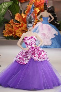 Christian Dior Couture Fall 2010 - The Most Mind-Blowing Couture Gowns of the Last Five Years - StyleBistro