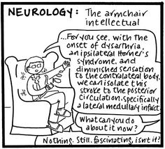 Medical Specialty Stereotype #4: Psychiatry (doesn't