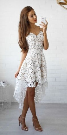 White Homecoming Dress,White Homecoming Dresses,Lace Homecoming Gowns,Party Dress,Highhttps://www.aliexpress.com/store/1451217