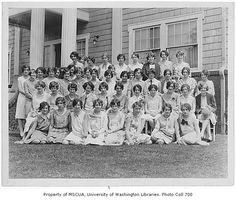 University of Washington, Phi Mu, 1928