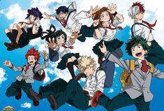My Hero Academia 189 & Manga Boku No Hero Academia, My Hero Academia Tsuyu, My Hero Academia Manga, My Hero Academia Episodes, My Hero Academia Memes, Hero Academia Characters, Anime Characters, Hero Wallpaper, Animes Wallpapers