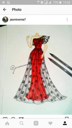 Butterfly Dress designed by @jasminemia7😍✔⤵ #jasminemia7 #Fashion #scketchbook #scketch #dress #nudedress#partydress #wedding #Fashion #installed #beautiful #cute #photography #followme #me #model #beauty #like4like #instadaily #pearls #dressing #dresses #instadress #paper #pen #pencil #artsy #instart #beautiful #illustrators