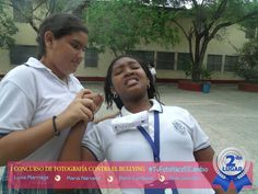 "Factor 4: Procesos Académicos. Segundo Puesto, I Concurso de Fotografía ""Cartagena Participa""contra el Bullying. . #Unicartagena #ComunicaciónSocial"