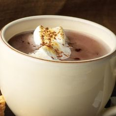 Gooseberry Patch Recipes: French Hot Chocolate
