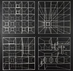 Fitting AbstractionVjenceslav Richter, Synthurbanism Project, 1964