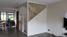 Open trap in woonkamer weggewerkt incl. trapkast | Huis | Pinterest ...