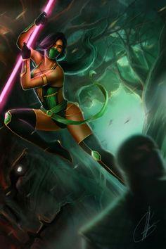 87 Best Jade Images Jade Mortal Kombat Mortal Kombat Jade
