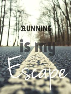 .running