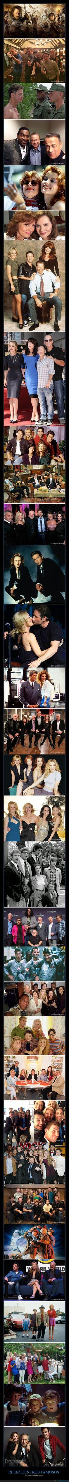 15 reencuentros de repartos famosos que te harán sentir muy viejuno - Que harán sentirte muy viejo   Gracias a http://www.cuantarazon.com/   Si quieres leer la noticia completa visita: http://www.skylight-imagen.com/15-reencuentros-de-repartos-famosos-que-te-haran-sentir-muy-viejuno-que-haran-sentirte-muy-viejo/