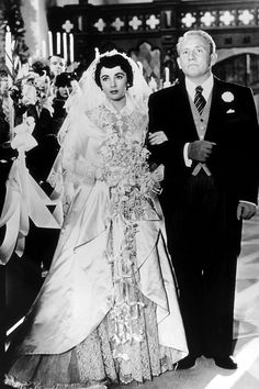<i>The Father of the Bride</i>, 1950