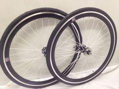 no logo Road Bike Single Speed Fixed Gear Fixie Track Wheels Wheelsets 700C | eBay