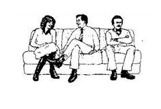 Află ce indică despre personalitate poziţia în care stai aşezat pe scaun