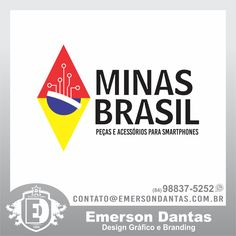 Mais uma Marca criada e mais um cliente feliz! #design #designgrafico #marketing #logo #marca #marketingestrategico #arte #criacao #marketingdigital #emerson #emersondesign #designer #layout