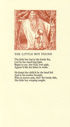 "Maurice Sendak's Rarest Art: His Vintage Illustrations for William Blake's ""Songs of Innocence"" 