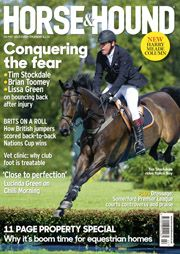 Find out what's in 28 May issue of Horse & Hound: http://www.horseandhound.co.uk/publication/horse-and-hound/horse-hound-28-may-2015