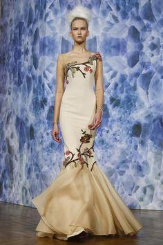 Alexis Mabille Couture Fall Winter 2014 Paris - NOWFASHION