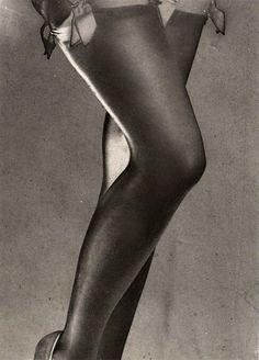 Man Ray – Jambes de Lee Miller, 1930.