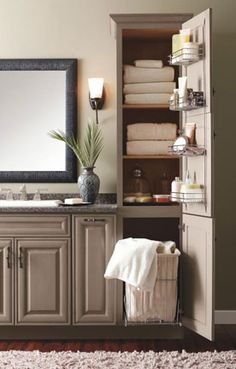 Stylish Cabinetry Products - Bathroom & Kitchen Cabinets - Decora