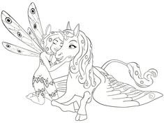 Mia And Me 20 Ideas On Pinterest Its My Birthday Its My Bday Unicorn Horse
