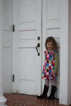 The Go To Dress pattern.  Free downloadable pattern.
